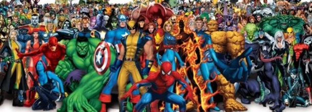 Superhero-highlighthero