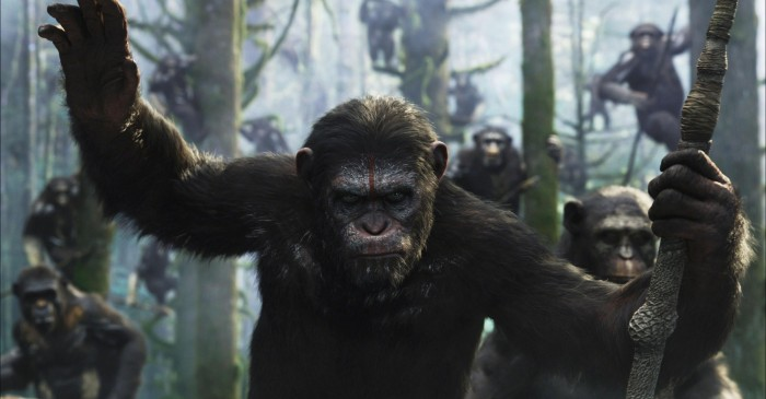 dawn planet apes