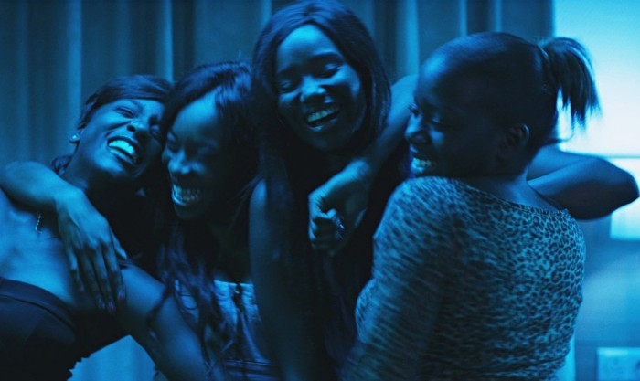 Girls on film: Céline Sciamma's delightful Girlhood.