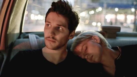 Félix de Givry and Pauline Etienne in Mia Hansen-Løve's Eden