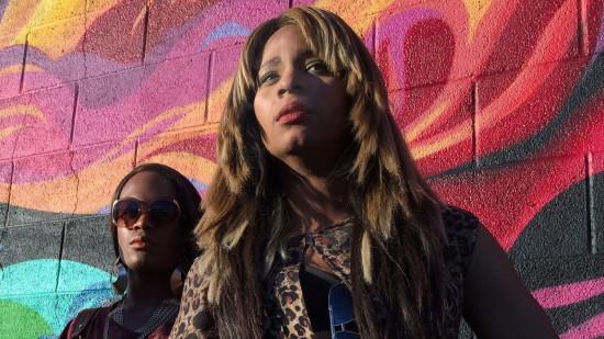 The rhythm of the street: Kitana Kiki Rodriguez in Sean S. Baker's Tangerine