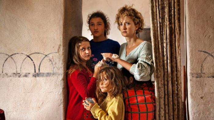 Family bonding in Alice Rohrwacher's The Wonders.