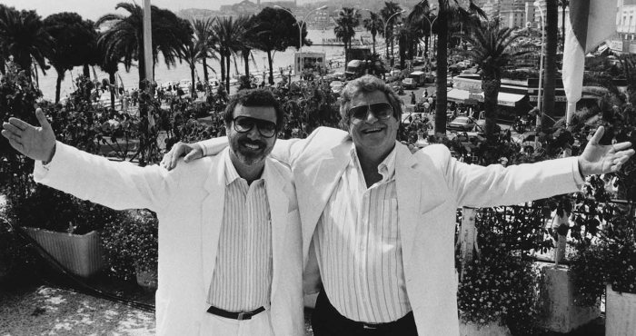 Yoram Globus and Menahem Golan live it up in Cannes