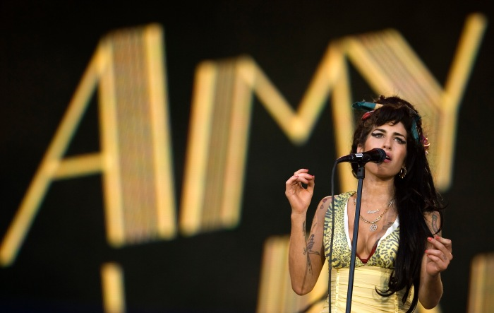 Amy Winehouse, the subject of Asif Kapadia's moving documentary Amy
