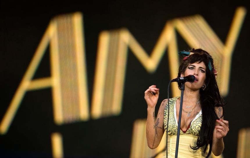 Amy Winehouse, the subject of Asif Kapadia's moving documentary Amy